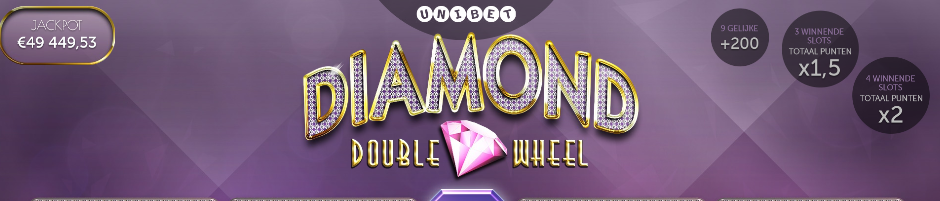 Diamond Double Wheel